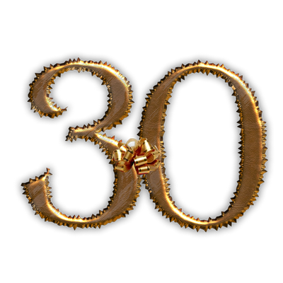 30 лет день рождения