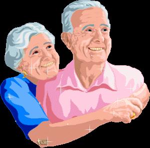 Поздравить бабушку и дедушку с юбилеем